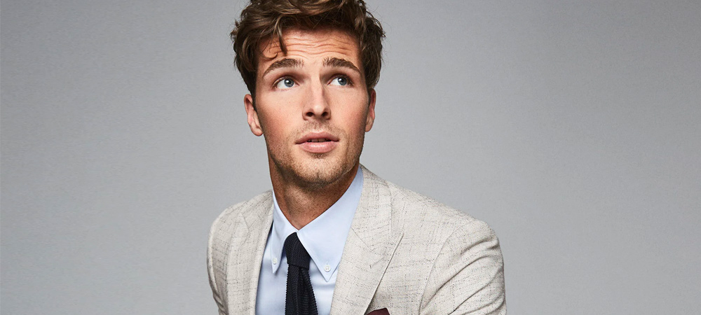 Why The Blue Dress Shirt Is The Ultimate Menswear Hero