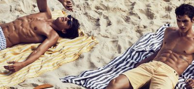 6 Key Men's Swimwear Trends For Spring/Summer 2019